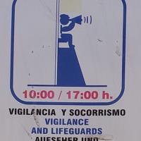 ¿Se ha reducido la vigilancia de socorrismo en la Playa del Inglés?