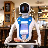 Camarero, ¿una profesión sustituible por robots?